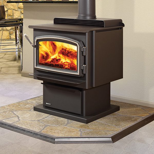 Stone Hearth Pad